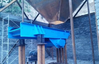 ZSW Vibrating Feeders