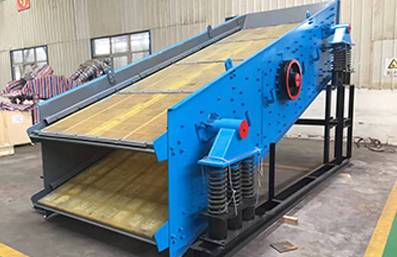 high-frequency-vibrating-screen